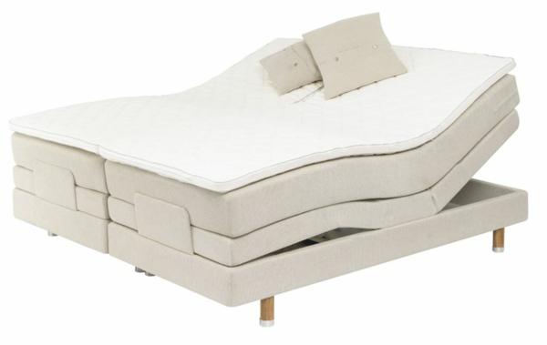 modernes boxspringbett mit motor perfekt f r fernsehen im bett. Black Bedroom Furniture Sets. Home Design Ideas