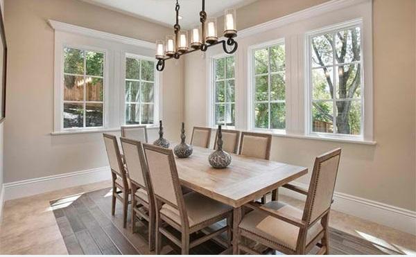 esszimmer farbgestaltung. Black Bedroom Furniture Sets. Home Design Ideas