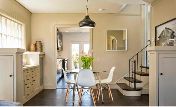 15 tolle esszimmer ideen in unterschiedlichen nuancen von beige, Innenarchitektur ideen