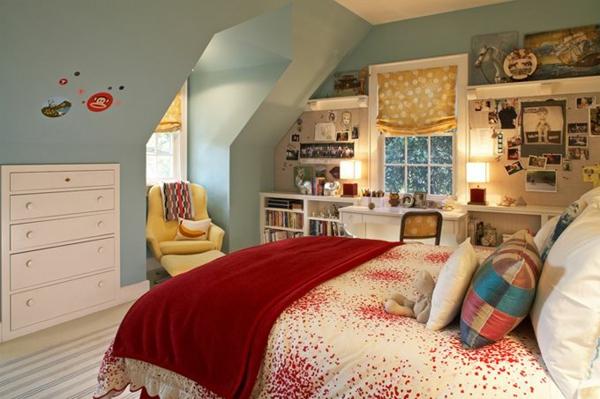 Schlafzimmer Unterm Dach Einrichten