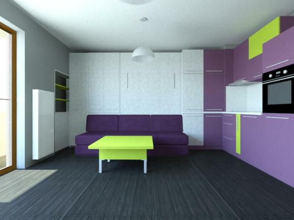 Einrichtungsideen Wohnzimmer Planer Farbgestaltung