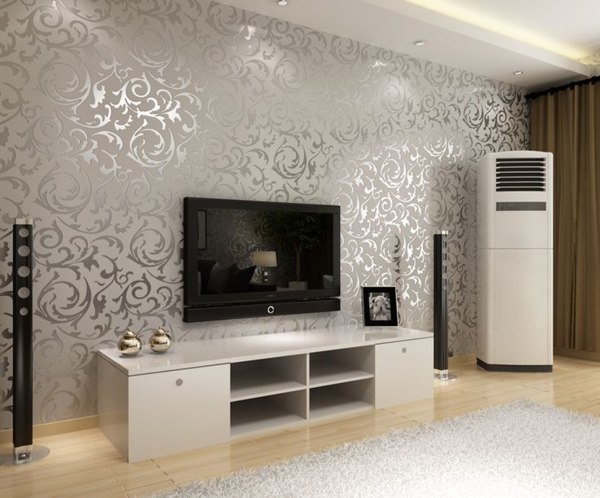 Neue Wohnzimmer Ideen | Wohnzimmer Ideen. Schlafzimmer Sideboard ... Wohnzimmer Tapeten Weis