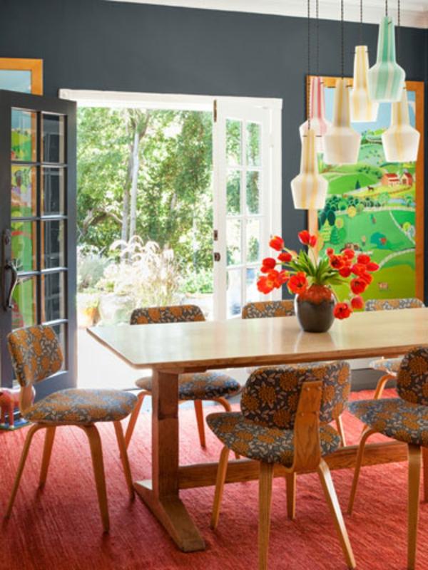 Esszimmergestaltung – Bilder von Esszimmer im Landhausstil