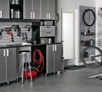 Ordnung in der Garage – Wie können Sie das Chaos los werden