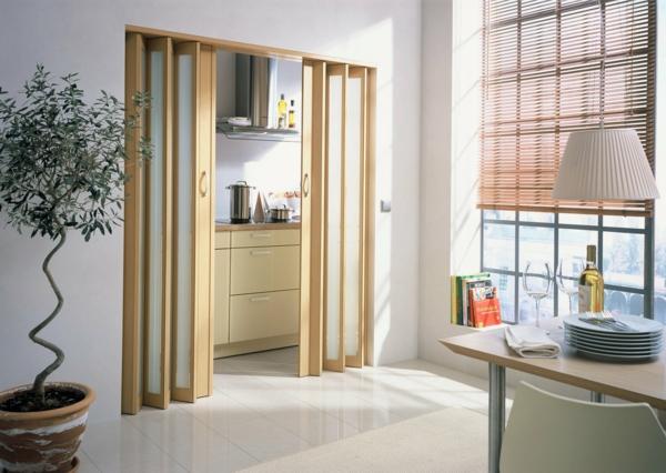 NebeneingangstUr Holz Mit Zarge ~ falttüren innentüren mit zarge holz rustikal naturlook