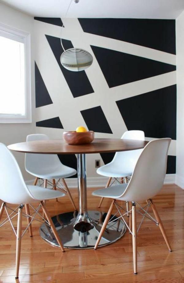 35 Farbpaletten für Wandfarben – Coole Wanddeko und Muster