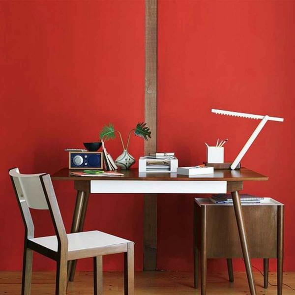Wandfarben Farbpalette Rot : 35 Farbpaletten für Wandfarben – Coole Wanddeko und Muster