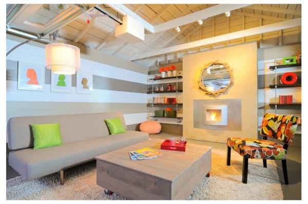 Schon Garage Zu Wohnraum Umgebaut Couchtisch Rollen