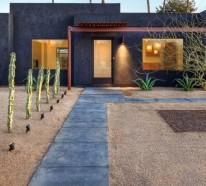 Moderne Vorgartengestaltung wie kann seine vorgartengestaltung modern kreieren
