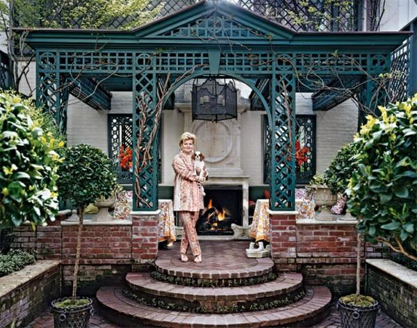 Kettler Gartenmobel Set Gebraucht : Anbaupergola – eine stabile Metallkonstruktion an der Hausfassade