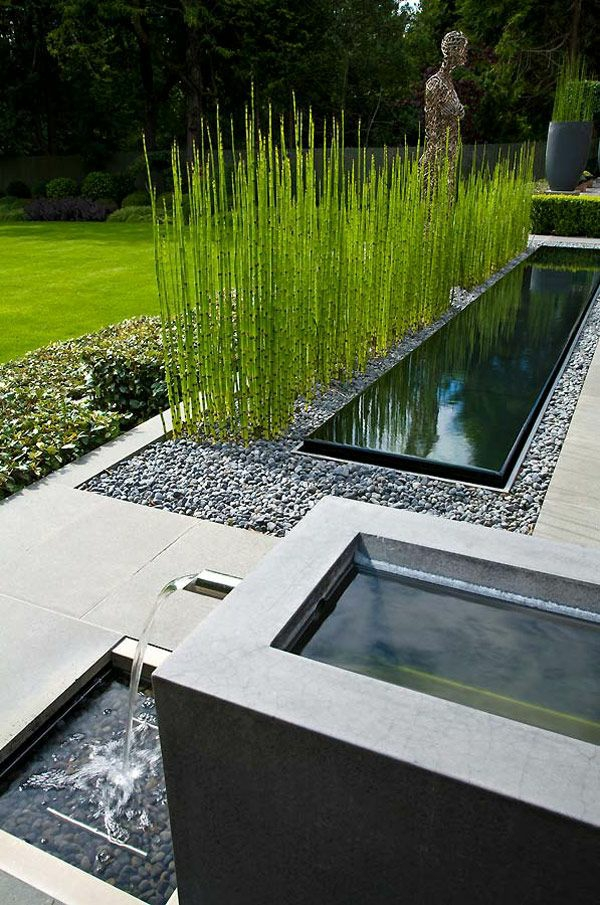 1001 beispiele f r moderne gartengestaltung for Jardins design