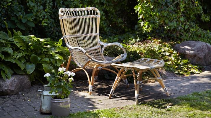 Balkonmobel Aus Europaletten Selber Bauen : Rattanmöbel Outdoor  Affäire GartenmöbelSerie von Sika Design