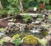 Gartenteich anlegen – Bilder und Ideen für eine kreative Gartengestaltung
