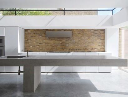 Küchenarbeitsplatten Beton arbeitsplatte mit betonoptik küchenarbeitsplatten aus beton