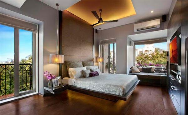 Holzboden Verlegen - So Sieht Das Moderne Schlafzimmer Heute Aus Bilder Von Modernen Schlafzimmern