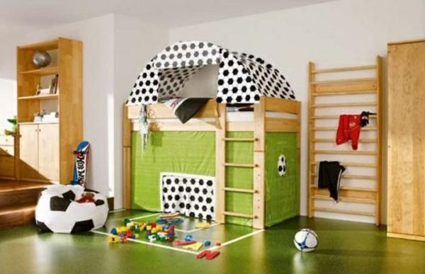 ideen für außerordentliche betten kinderzimmer design etagenbett