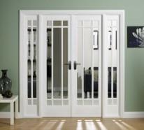 Tür weiß mit zarge  Innentüren mit Zarge - Bilder und Anleitung
