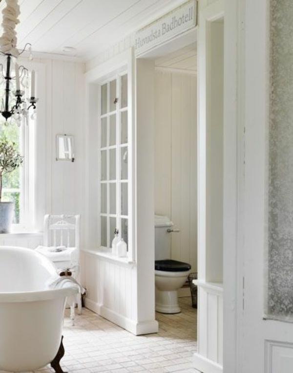 Zimmertüren holz mit glas  25 weiße Innentüren Ideen für Ihr Interior Design