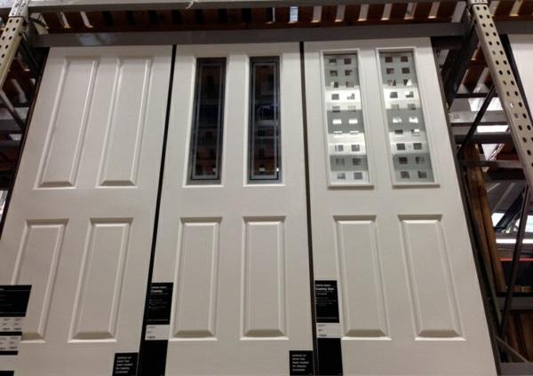 interior design ideen weiße innentüren hoch