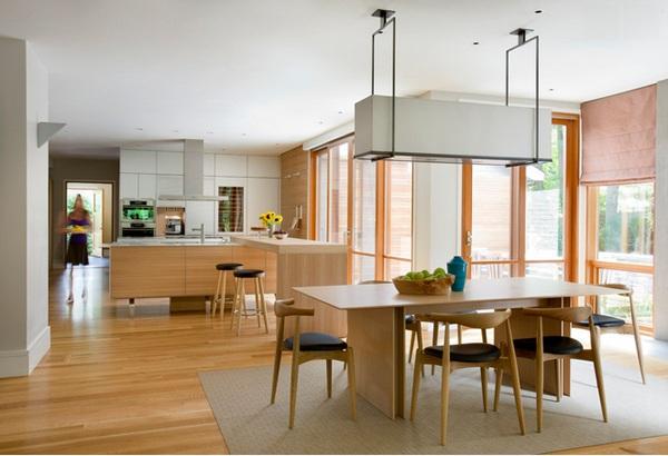Einrichtungsideen küche  Küche einrichten - 15 tolle Ideen im minimalistischen Stil