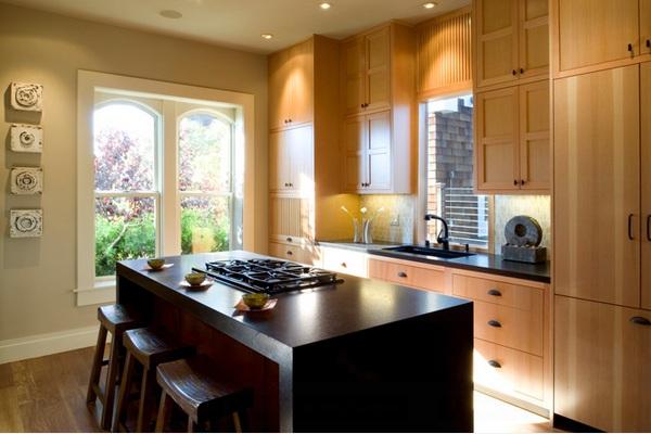 Küche gestalten, aber wie? Wäre der asiatische Stil etwas für Sie?