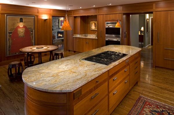 küche gestalten im asiatischen stil edina küche aus holz marmor arbeitsplatte