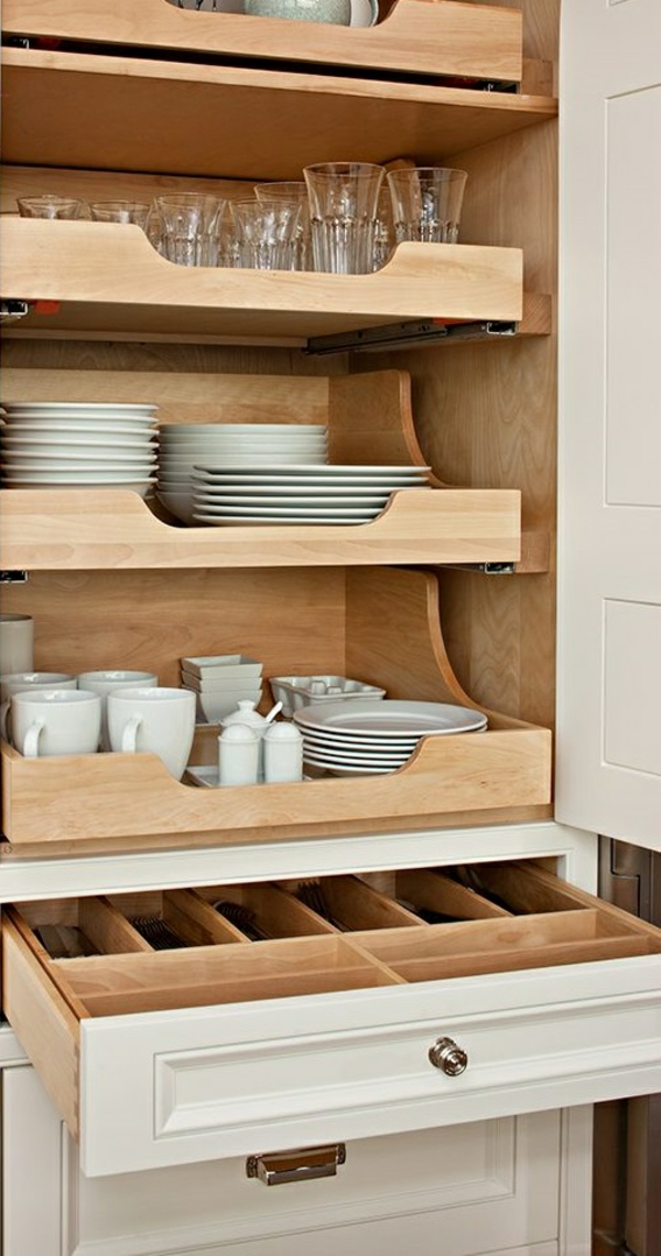 Permalink to How To Organize Kitchen Cabinets