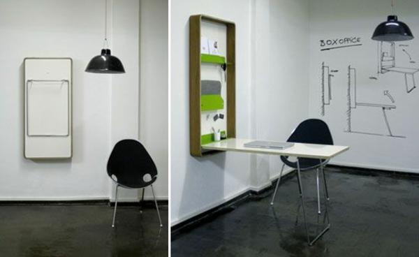 Klapptisch Wandmontage Holztisch Klappbar Modern