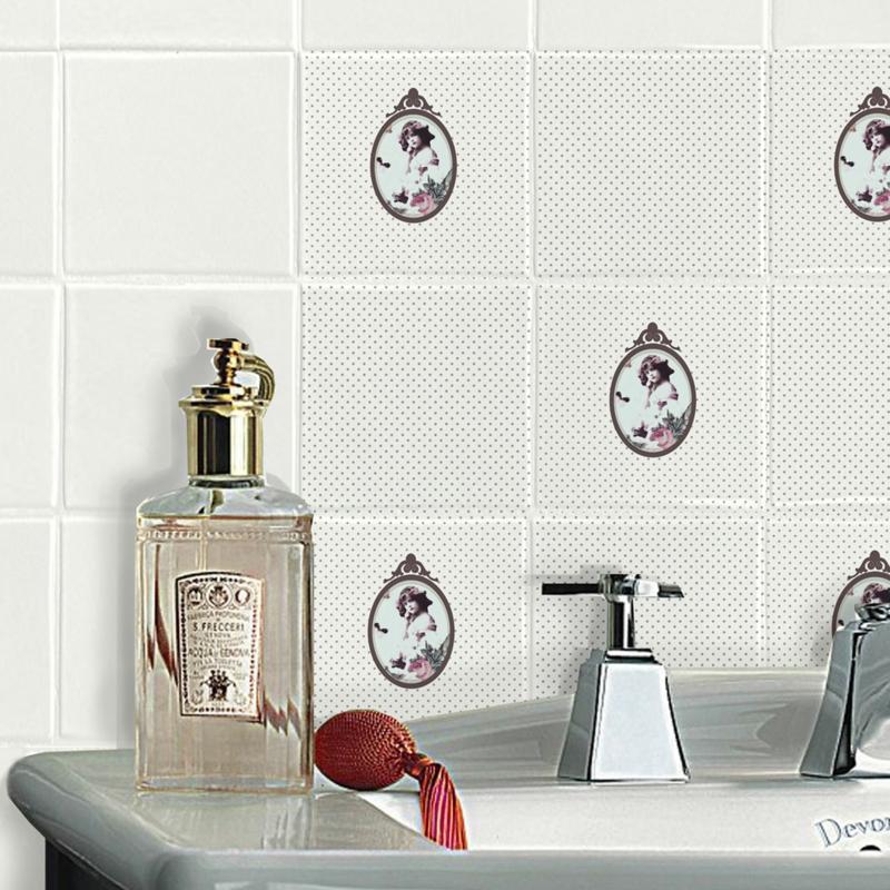 Klebefolie Fur Badezimmer Fliesen : Klebefolie für Fliesen – So können Sie alte Fliesen verschönern!