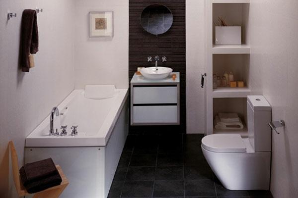 Hervorragend Kleines Bad Einrichten U2013 Badezimmer Ideen ...