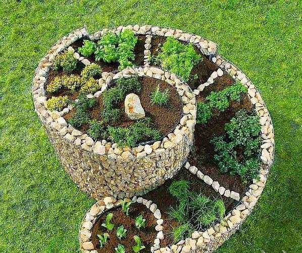 Gemüse und Kräuterhochbeet selber bauen  Designs und Alternativen