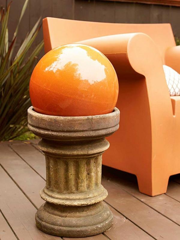 bunte gartendeko selber machen frische und sch nheit im. Black Bedroom Furniture Sets. Home Design Ideas