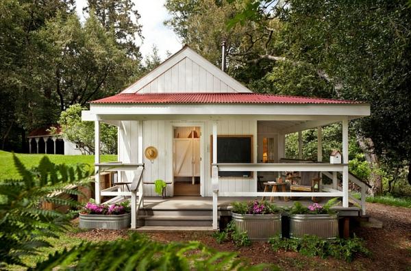 landhaus einrichtung ideen exterior design