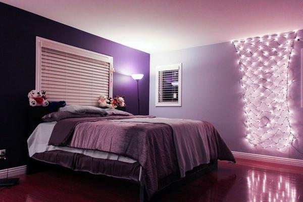 lila zimmer erscheinen als eyecatcher im haus - Fantastisch Lila Zimmer