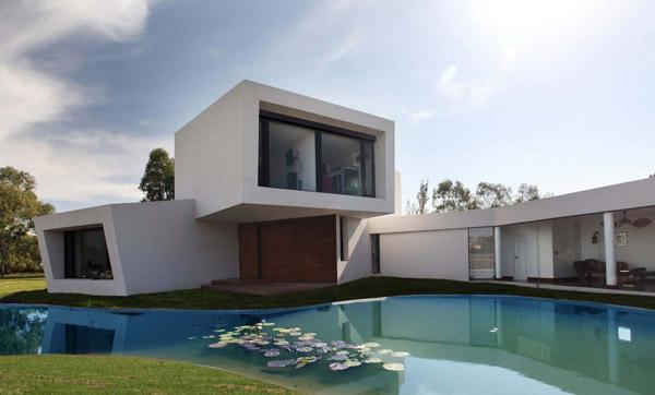 modernes Haus Design   Eingang