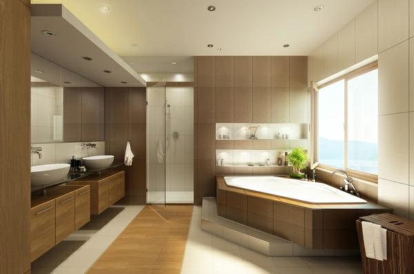 15 hinrei ende und moderne badezimmer ideen. Black Bedroom Furniture Sets. Home Design Ideas