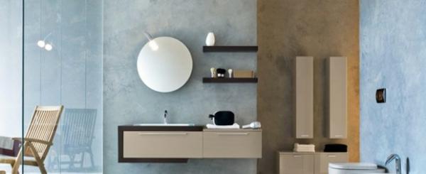 moderne badezimmer badmöbel  beleuchtung