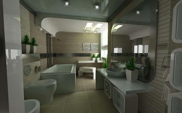 moderne badezimmer weiße badmöbel