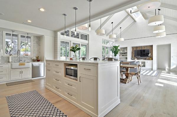 Einrichtungsideen landhausstil modern  Wie man einen tollen Charme durch die Landhaus Einrichtung erreicht