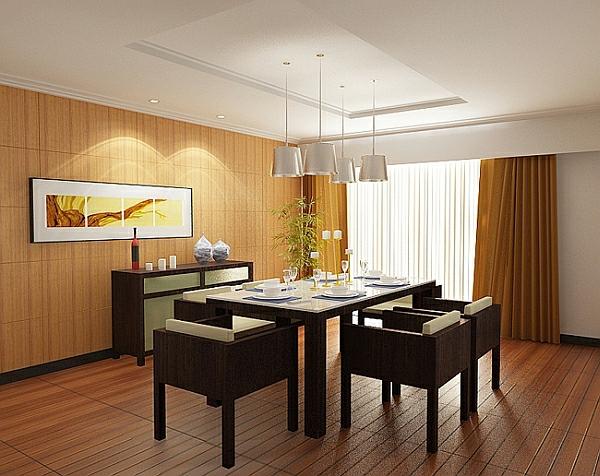 moderne esszimmer möbel esstisch mit stühlen farbpalette beige braun