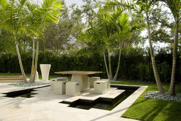 gärten bilder beispiele gartengestaltung ästhetisch