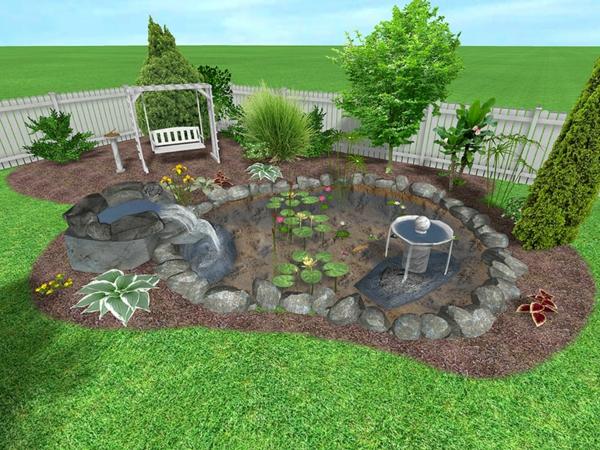 Moderne g rten 30 bilder und tipps f r landschaftsbau - Fun and exciting garden decorating ideas without splurging ...