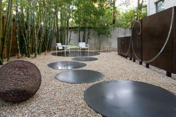 103 beispiele f r moderne gartengestaltung for Diseno de jardin seco