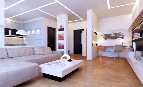 coole wohnzimmergestaltung ideen farben zimmerdecke