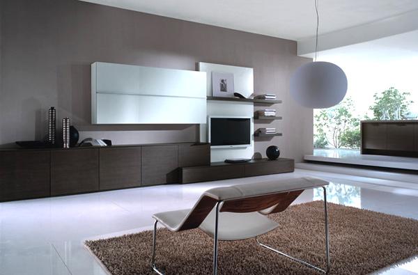21 hinrei ende moderne minimalistische wohnzimmergestaltung for Wohnzimmergestaltung ideen