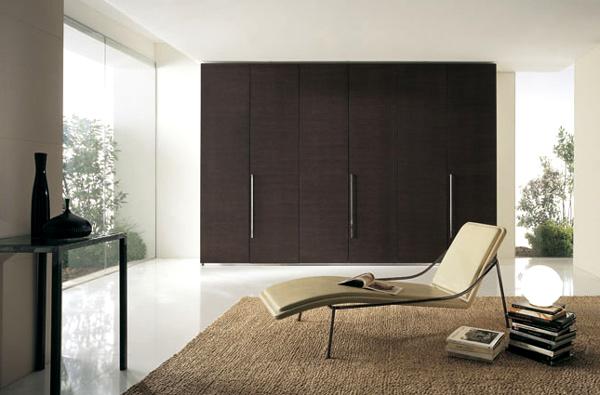 moderne minimalistische wohnzimmergestaltung schwarz