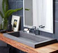 Moderne Waschbecken U2013 Per Hand Gefertigt Und Umweltfreundlich