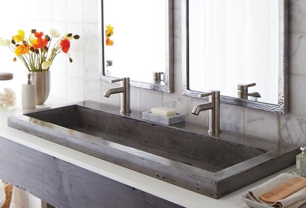 Badezimmer doppelwaschbecken  Waschtisch Badezimmer: Badezimmer waschtische expertentipps.