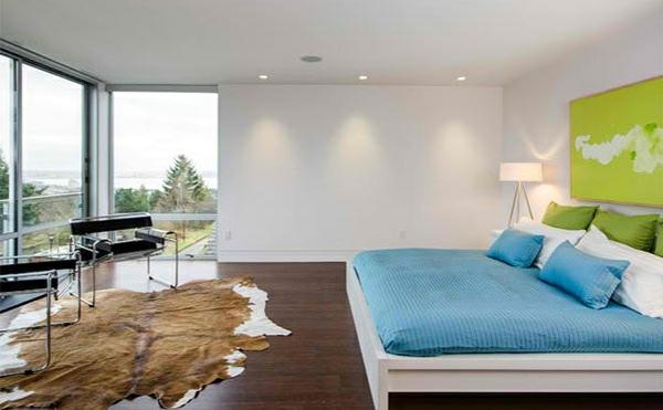holzboden verlegen - so sieht das moderne schlafzimmer heute aus, Schlafzimmer design