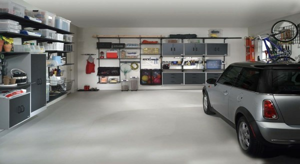 ordnung in der garage wie k nnen sie die garage richtig organisieren. Black Bedroom Furniture Sets. Home Design Ideas